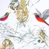 Akvarelės paveikslas «Du Paukščiai ir trys Melionai», dailininkas-tapytojas Leonid Zаdonski (Le-Za)
